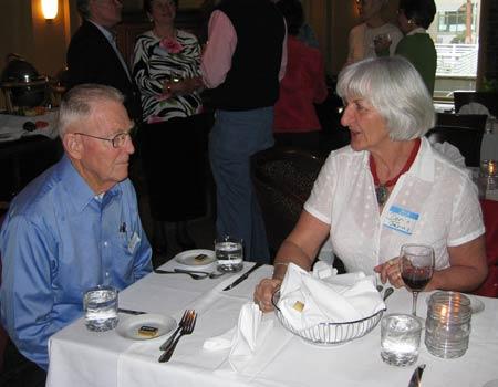 Harvy Bishop and Doris Jarvis