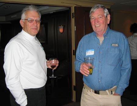 Larry Ganje and Barry Fox