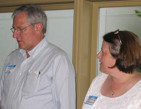 Bob and Darlene Wagner