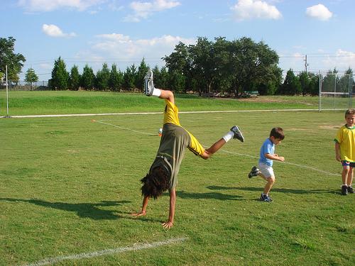 Soccer match (1)