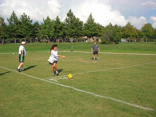 Soccer match (2)