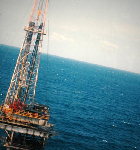 Gulf Oil Rig (1)
