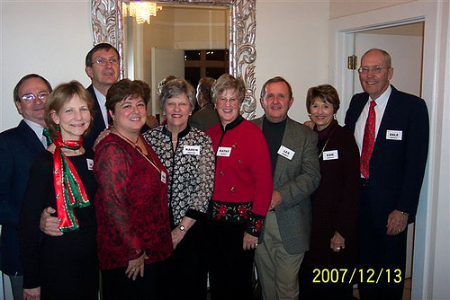 Texas Hill Christmas Party (17)