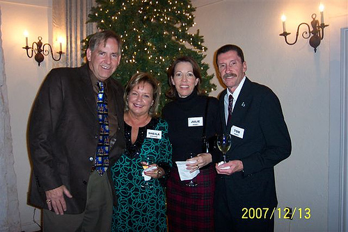 Texas Hill Christmas Party (12)