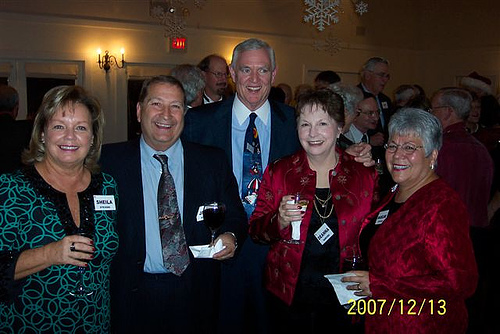 Texas Hill Christmas Party (6)