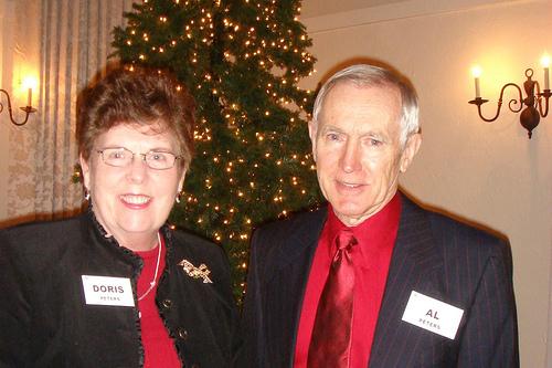 Doris & Al Peters