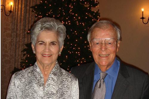 Ursula & Peter Van Der Schans
