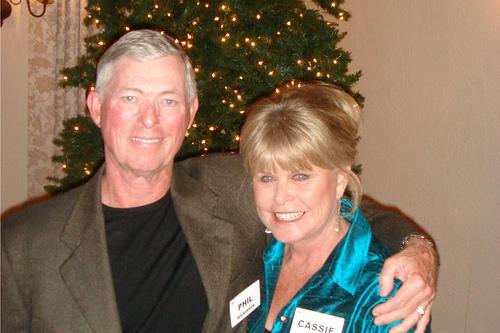 Phil & Cassie Wilkinson