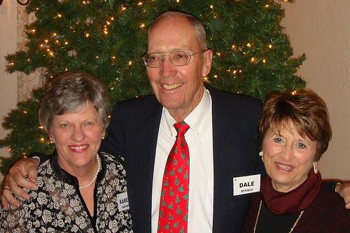 Karen Shepard and Dale & Edie Offield