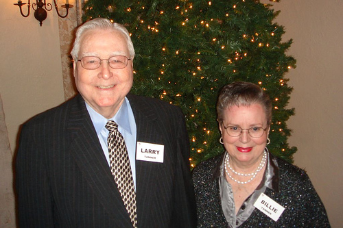 Larry & Billie Tanner