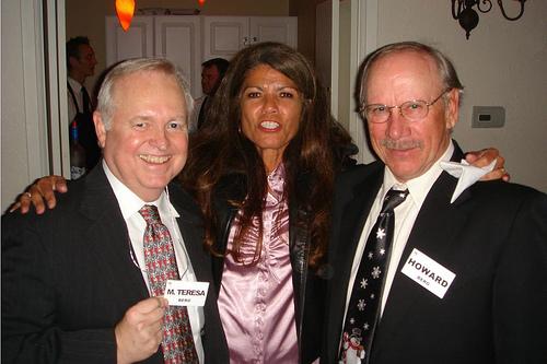 Bill Walter and Teresa &Howard Berg