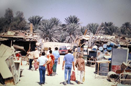 Shopping in Al-Hasa (2)