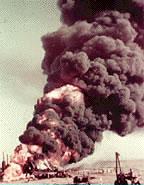 Fire at Damman 12