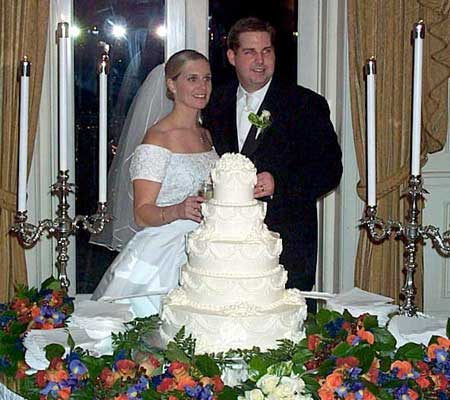 . . . Wedding Cake
