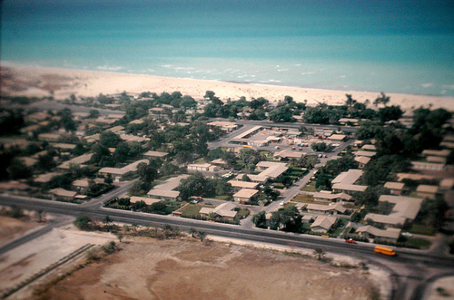 Ras Tanura from the Air - 1979