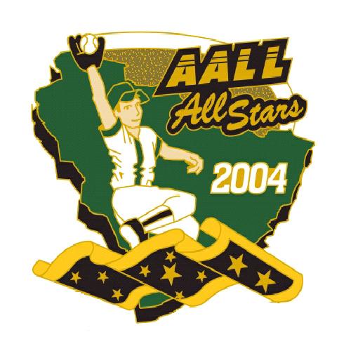 Saudi All Stars Little League Pin 2004