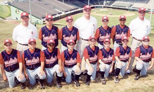 Arabian American Little League Team 2001