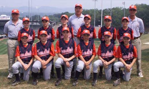 Arabian American Little League 2002