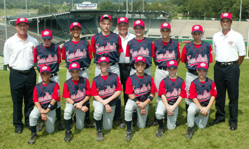 Arabian America Little League Team 2003