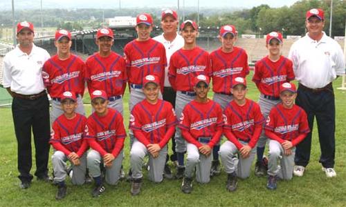Arabian American Little League Transatlantic Team 2004