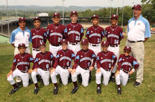 2007 Arabian American Little League