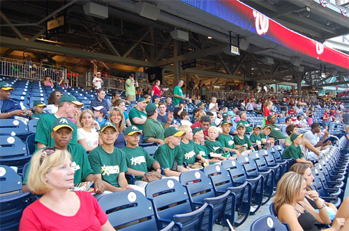 Washington Nationals Baseball Game