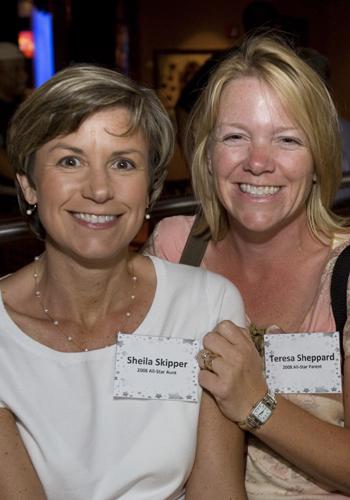 Sheila Skipper and Teresa Sheppard