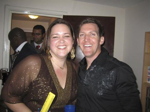 Brandi Stevens and Shawn Staley