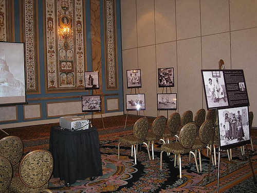 Saudi Aramco Community Heritage Gallery Exhibit