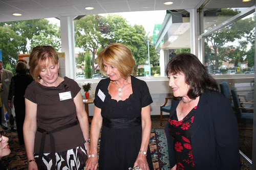 Linda Powell, Karen Jennings & Beverly Reardon