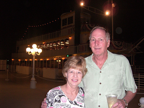 Dinner/Dance Cruise on Lake Mead