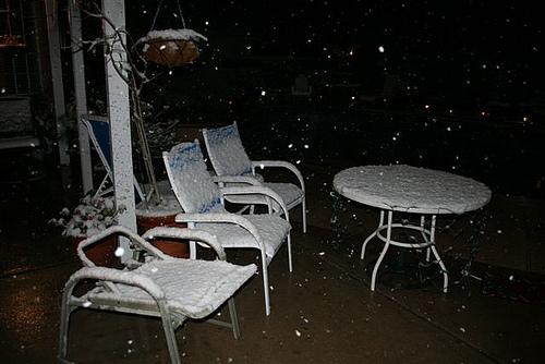 Snow in Houston (4)