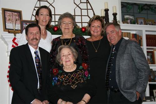Austin Christmas Party 2008