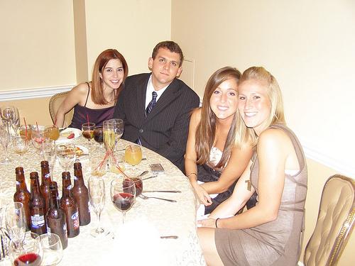 Jennifer, Chris, Sandy, and Harm