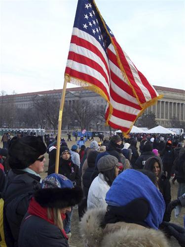2009 Inauguration Day