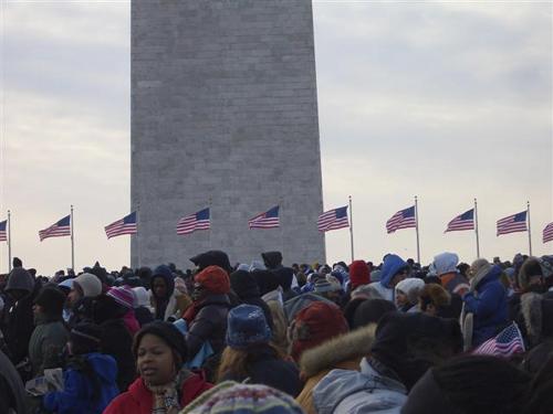 2009 Inauguration Day (1)