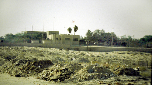 American Consulate in Dhahran