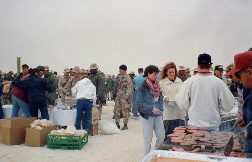 KSA Marine Camp