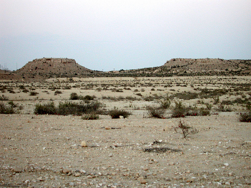 Jebels in Dhahran