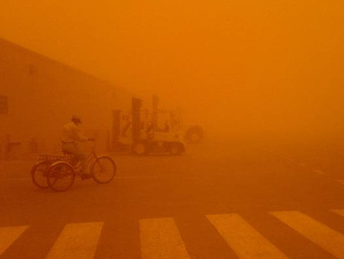 Sand Storm at Pump Station-3 (6)