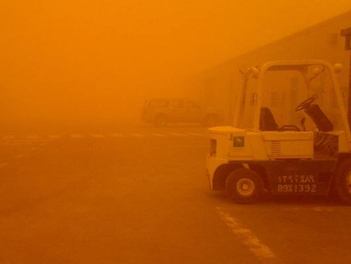 Sand Storm at Pump Station-3 (7)