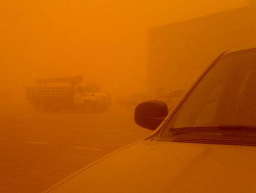 Sand Storm at Pump Station-3 (8)