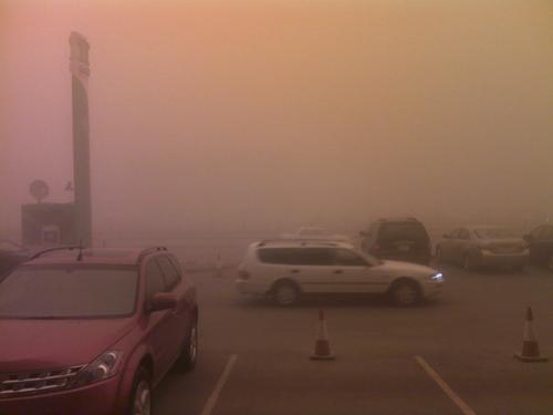Sand Storm in Riyadh (18)