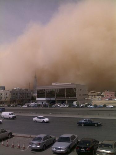 Sand Storm in Riyadh (19)
