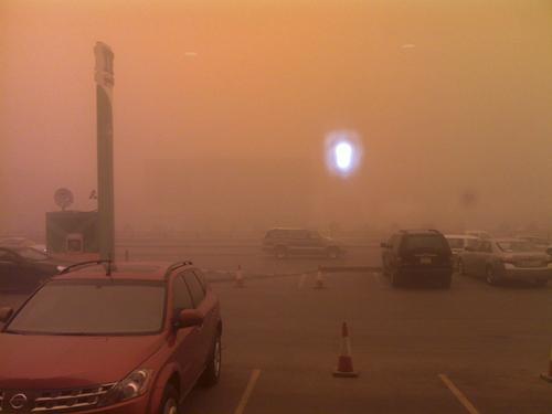 Sand Storm in Riyadh (22)