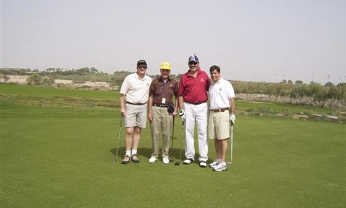 KSA Reunion Golf Tournament