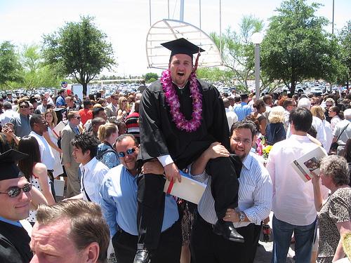 Raja's Graduation