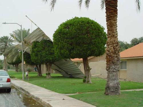 Abqaiq Storm Damage (6)