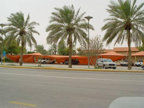 Abqaiq Storm Damage