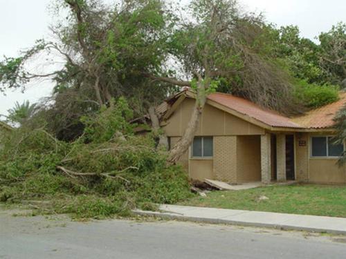 Abqaiq Storm Damage (1)